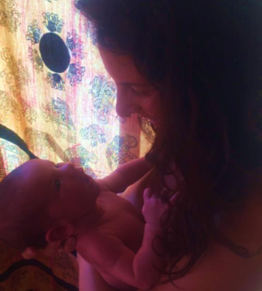 lactancia materna ayurveda